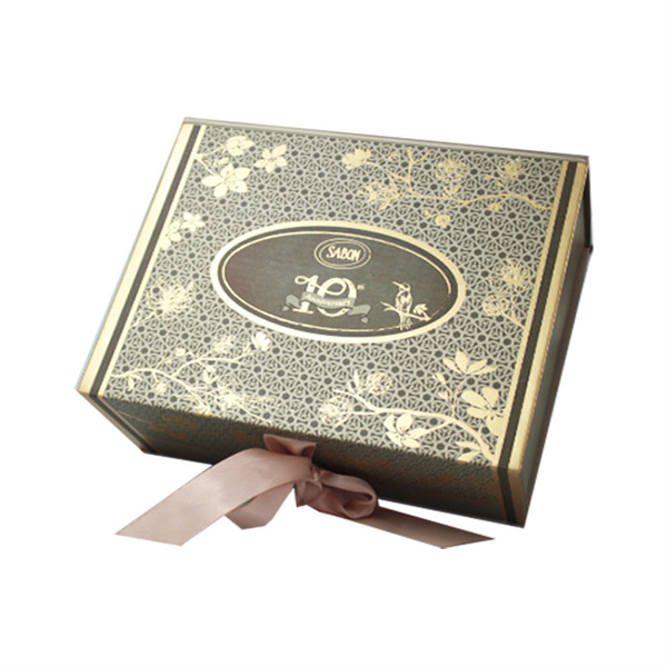 Cardboard Paper Decorative Folding Shaped Boxes Christmas Gift Box
