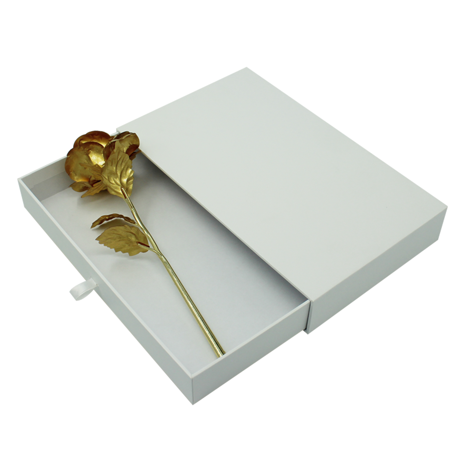 Accept Custom Order Sliding Drawer Box with Pull-out Drawer