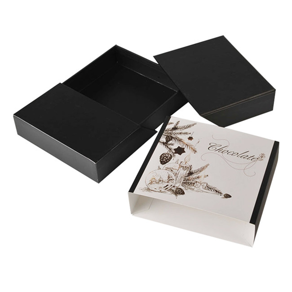 Unique style custom gift box for chocolate packaging