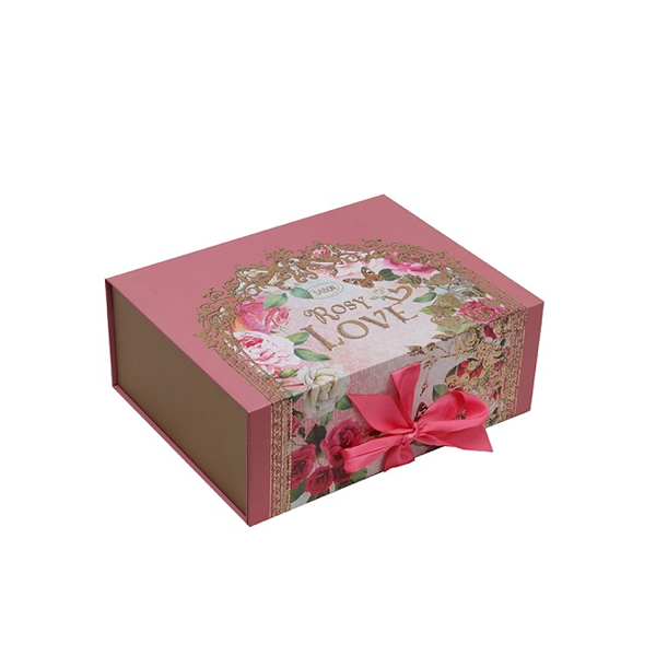 Custom printing Mother's day gift box for cosmetic packaging