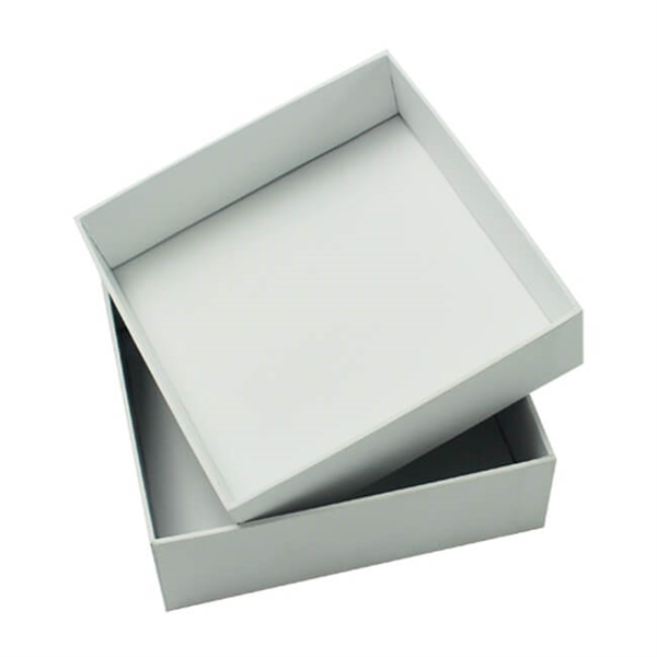 cosmetic gift packaging with lid