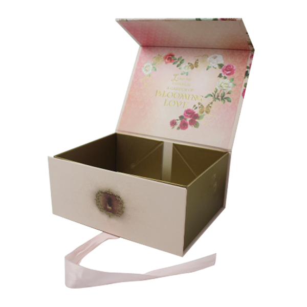 Sabon folding gift box for skincare products packaging