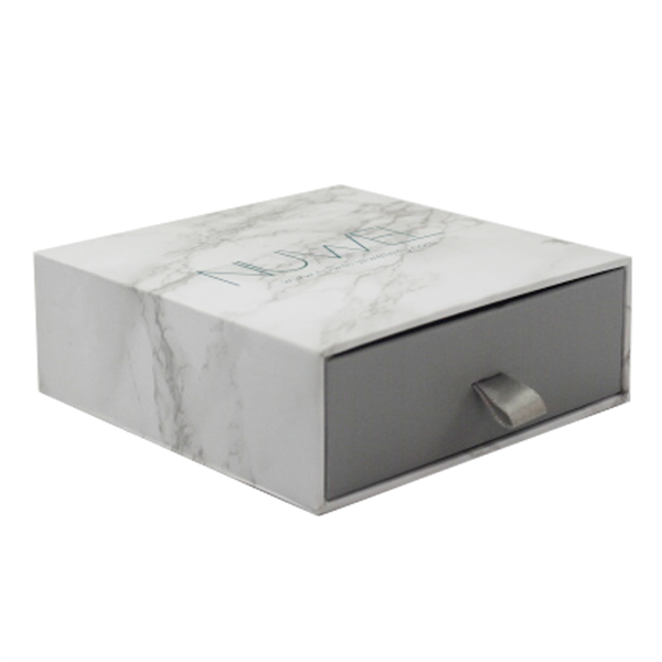 High Quality Logo Custom Paper Packaging Drawer Gift Box With Pull Out