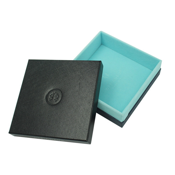 square Paper board gift box with lid packaging