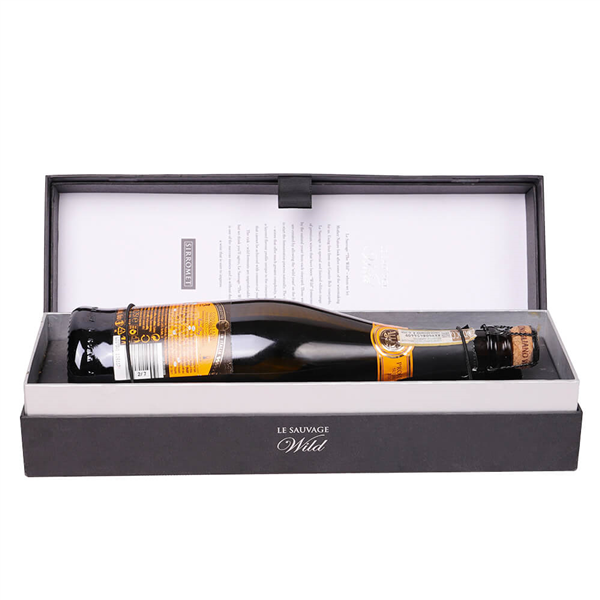branded wine gift box
