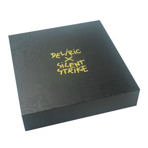 black magnet gift box