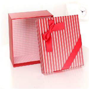 custom Christmas gift boxes cover with lids