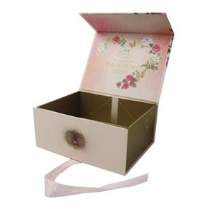 foldable skincare gift box