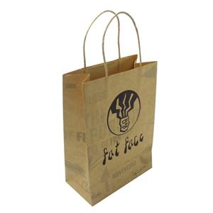 kraft paper bag for shoe