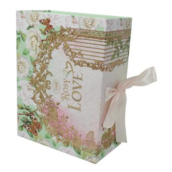 folding gift box for skincare products packaging