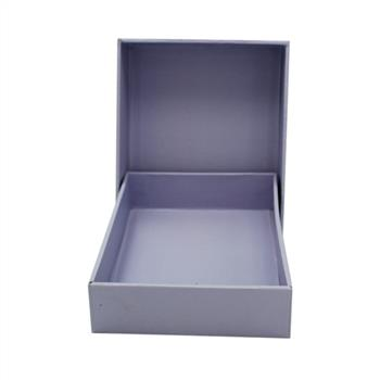 matt lamination perfume packaging box with lid