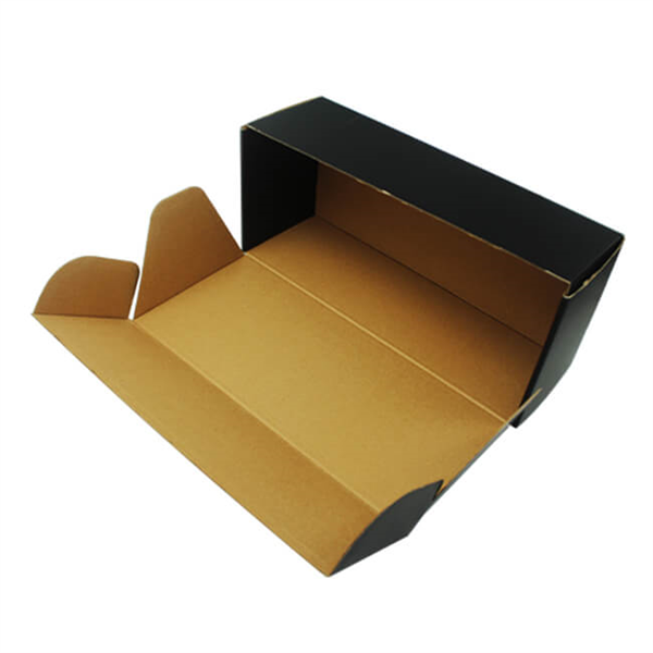 corrugated box for mailing purpose