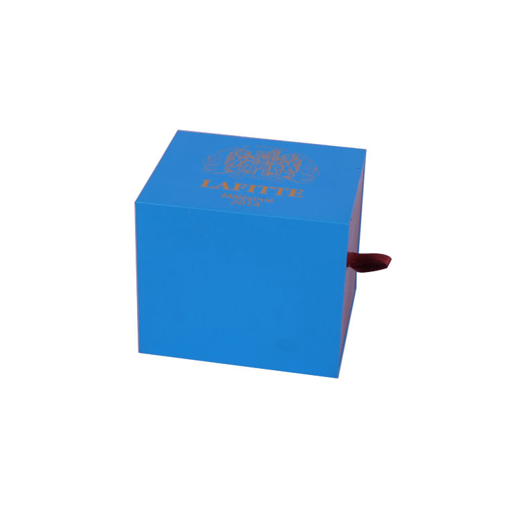 white and black foam insert rigid electronic packaging boxes