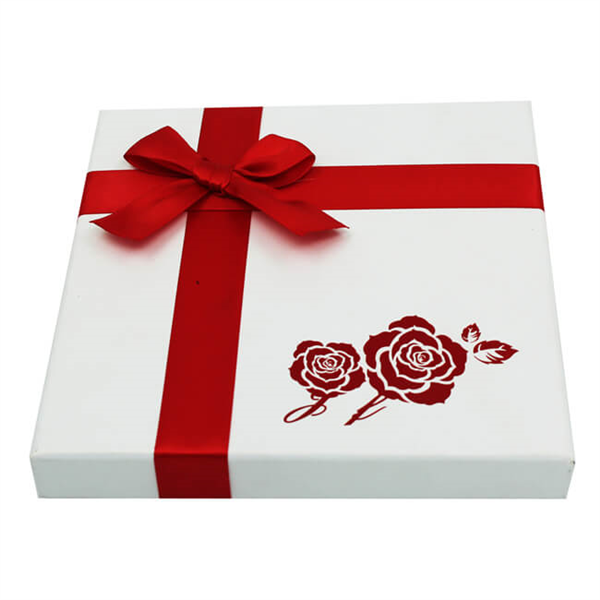 paper choloate gift box supplier