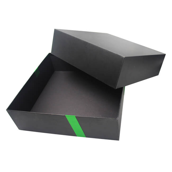 custom paper box with lid