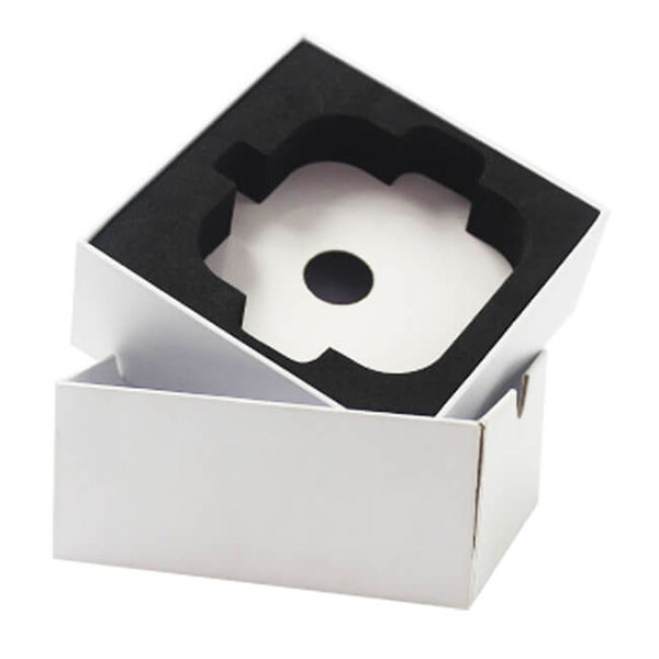 Custom Paper Electronic Packaging Box with Lid 04