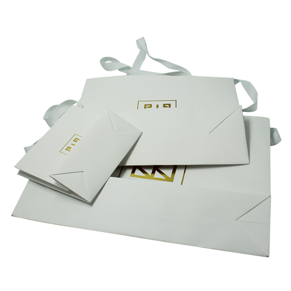 Ecofriendly Personalized Shopping Cheap Fancy Paper Gift Bags