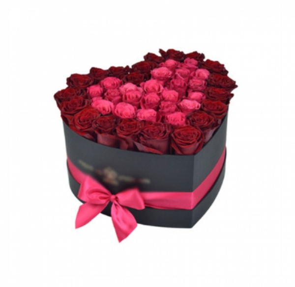heart-shaped-flower-packaging-box