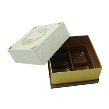 Heart Shaped Paper Gift Box for Chocolate Packaging 09
