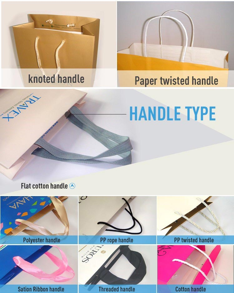 The style and material of handle