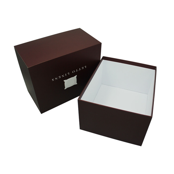 customized paper box for pillow packaging
