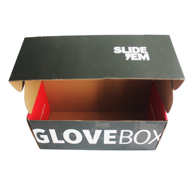 250gsm CCNB laminated boxes for shoes