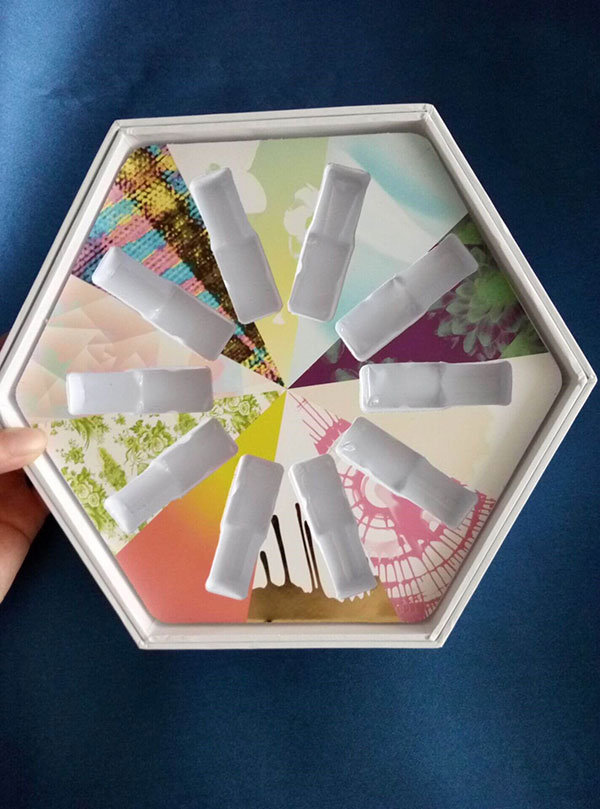 The Hexagon Cosmetic Gift Boxes We Made for Our USA Client Have Been Awarded 02