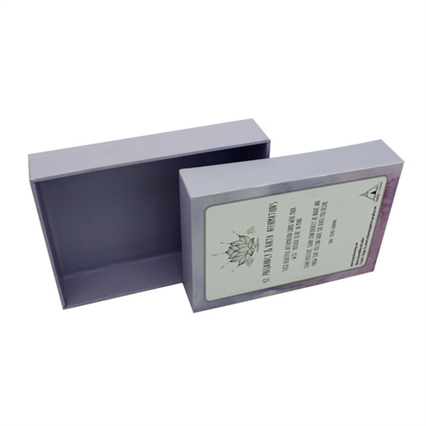 customize new design perfume packaging box